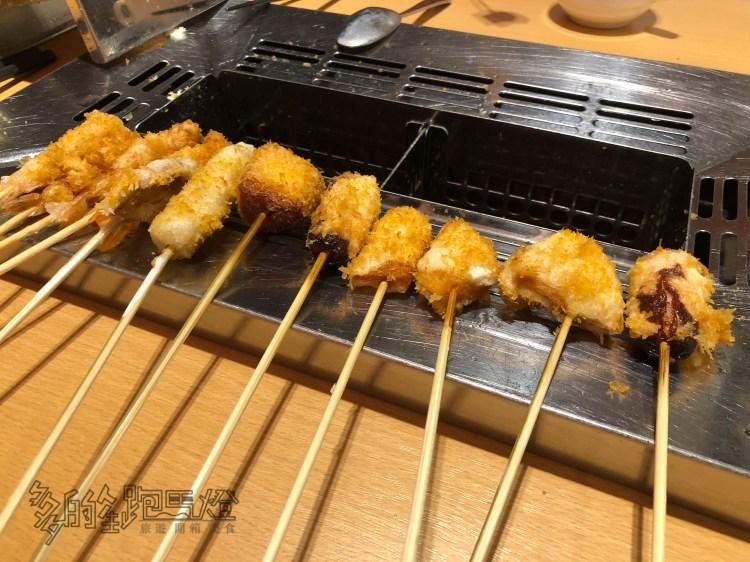 台北   串家物語,日本超人氣連鎖DIY串炸,牛肉串、雞肉串各式串炸吃到飽