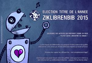 Affichette élection Ziklibrenbib 2015