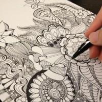 Intricate Doodle