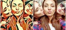 apps que fazem a foto virar desenho
