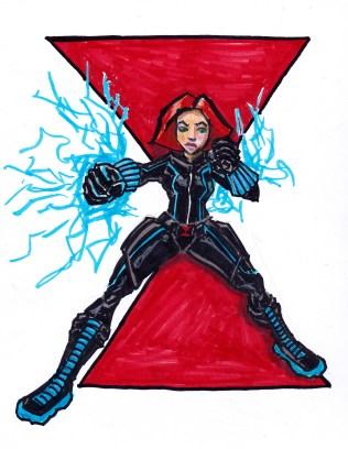 black-widow-tazing