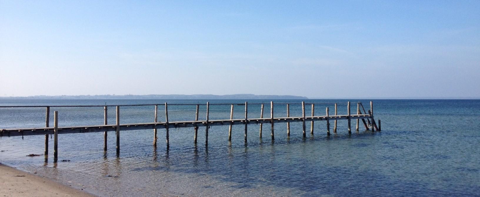 Stranden er skøn året rundt
