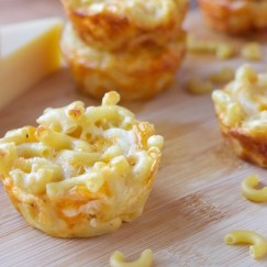 Mini Mac and Cheese