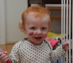 Johan - 1 år