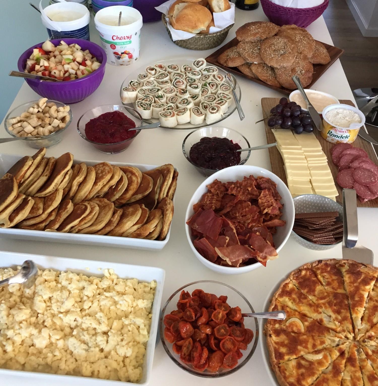 Brunch: Hvor meget mad skal jeg lave?   DoodleMor