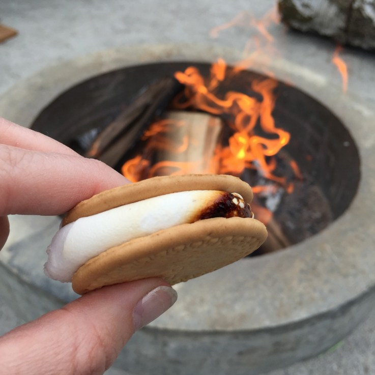 S'mores! Love it!