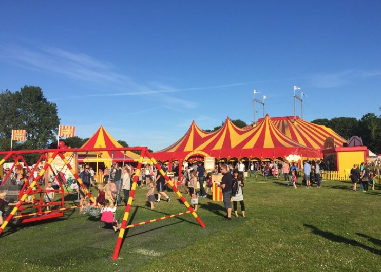 Cirkuspladsen