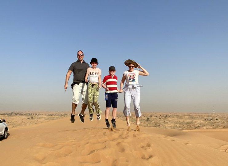 Dubais ørken