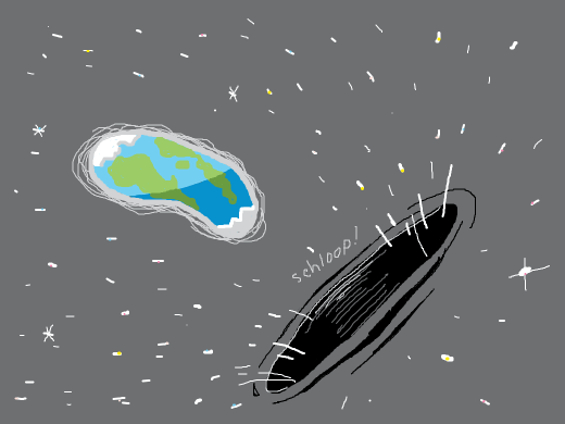 Jollyfish on Doodle or Die
