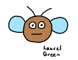 a drawing of a fly