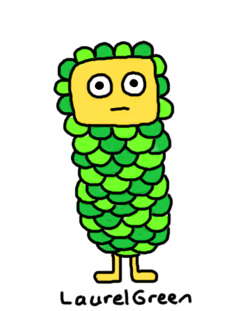 a drawing of a bumpy thing