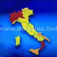 """Il governo prepara l'ordinanza: """"Tre regioni in zona gialla"""""""