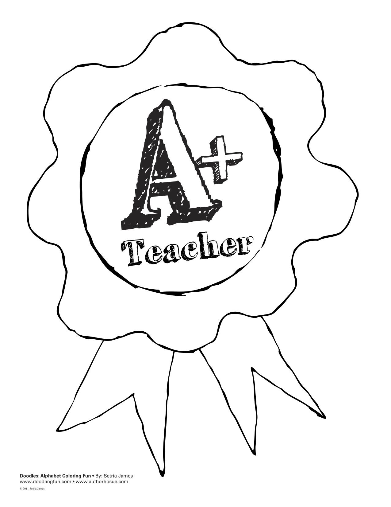 Teacher Appreciation Doodles
