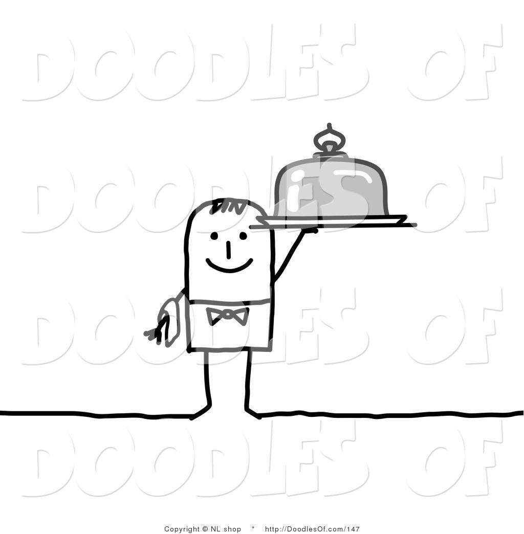 Royalty Free Men Stock Doodle Designs