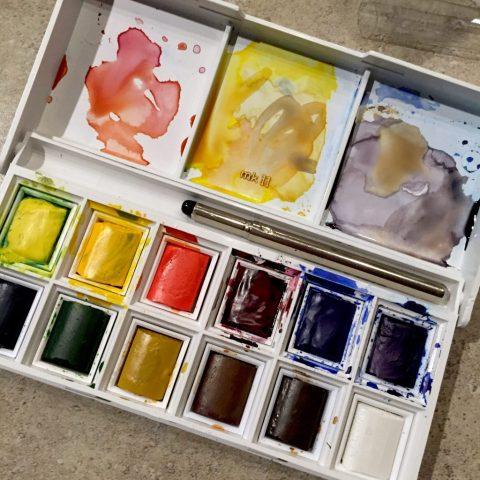 Winsor & Newton Cotman Sketcher's Pocket Box