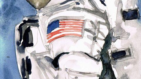 Astronaut by Nicola Schofield