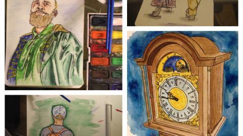 Jack Holland Doodlewashes