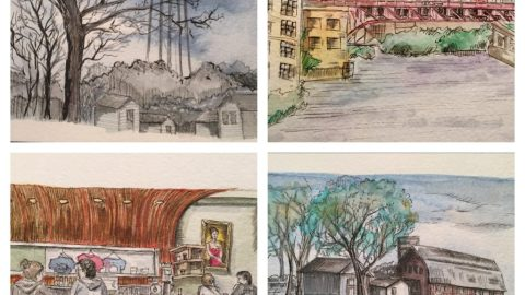 Doodlewashes by Susan Rooney Hanley