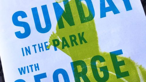 Sunday in the Park with George Kansas City Repertory Theater