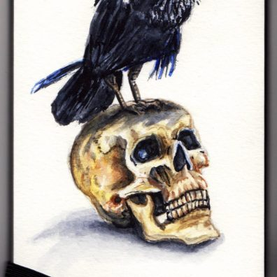 Raven by Charlie O'Shields
