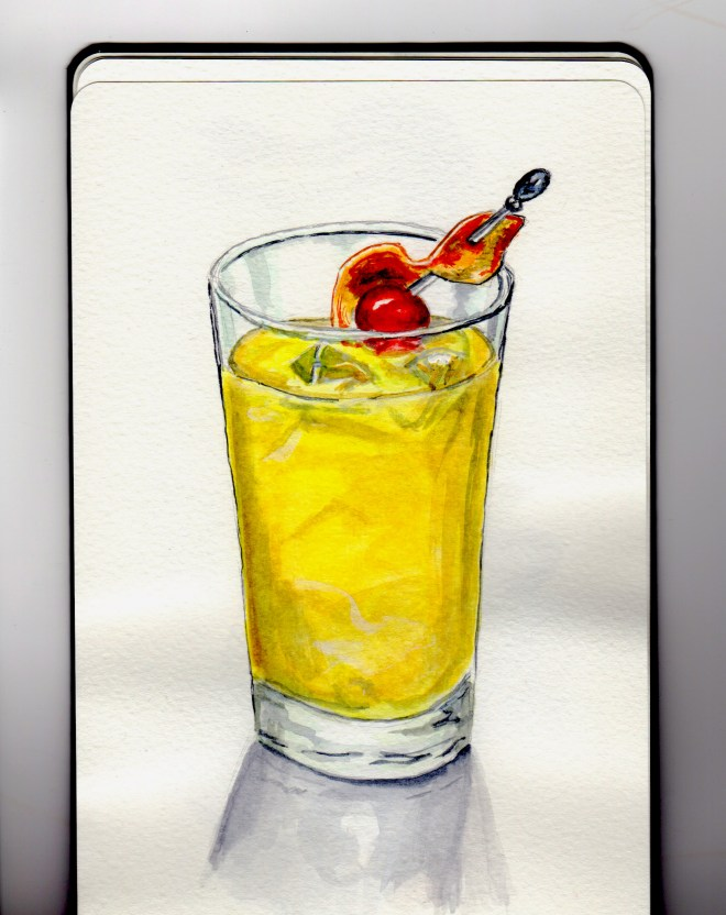 Harvey Wallbanger by Charlie O'Shields
