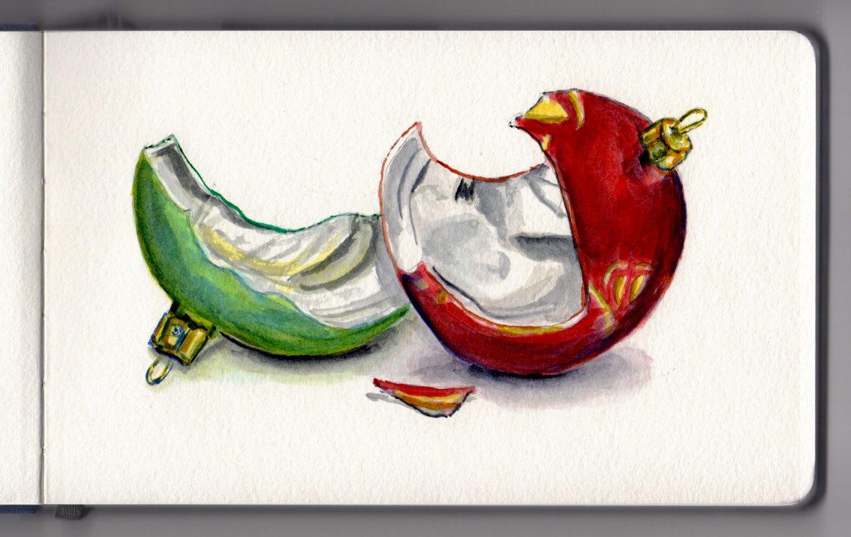 Broken Ornaments by Charlie O'Shields