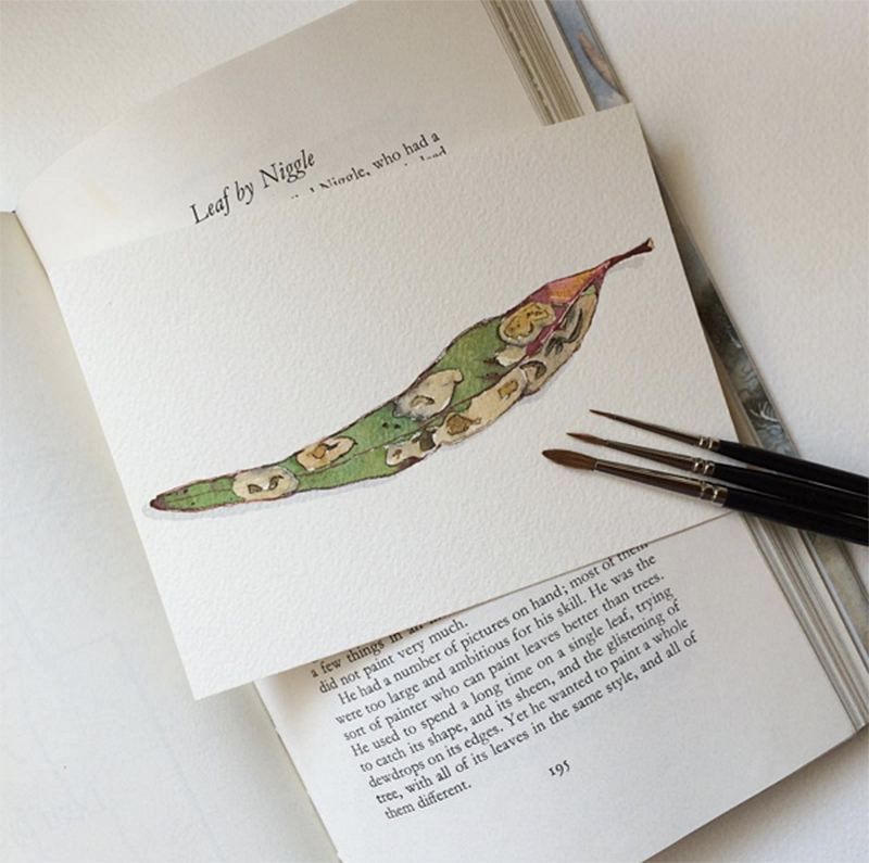 Doodlewash by Zoya Makarova