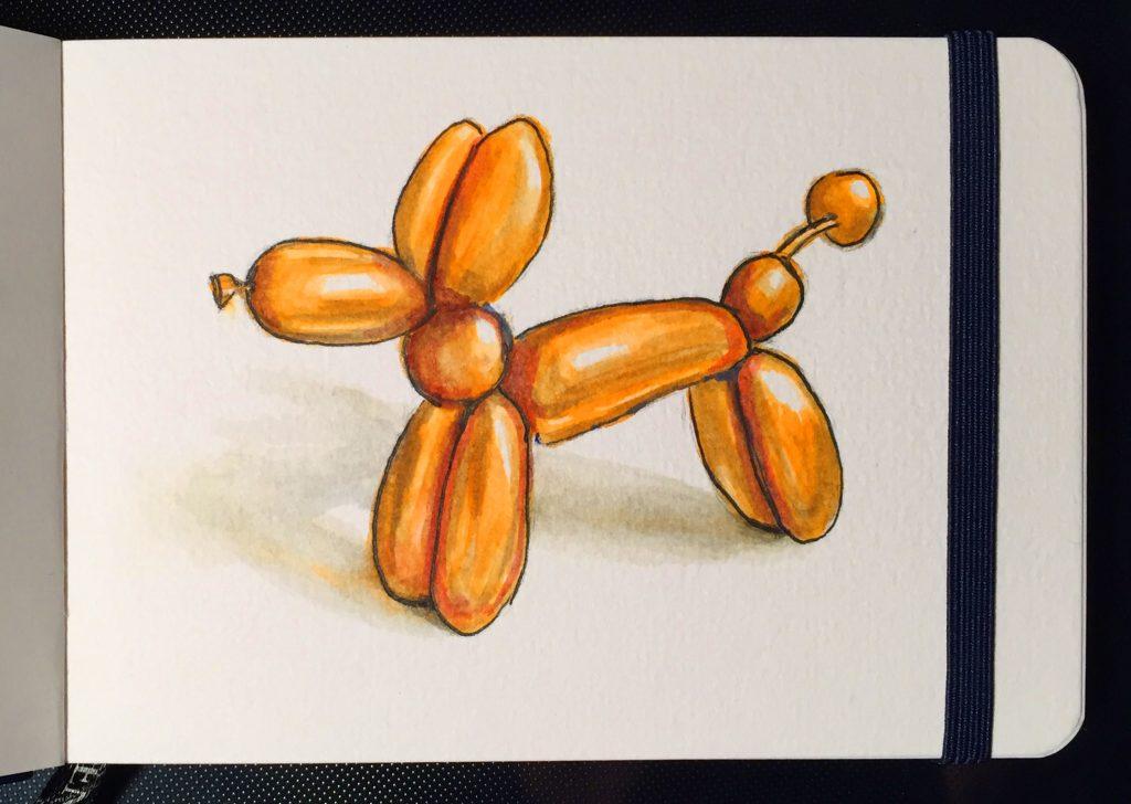 Balloon Animal Doodlewash