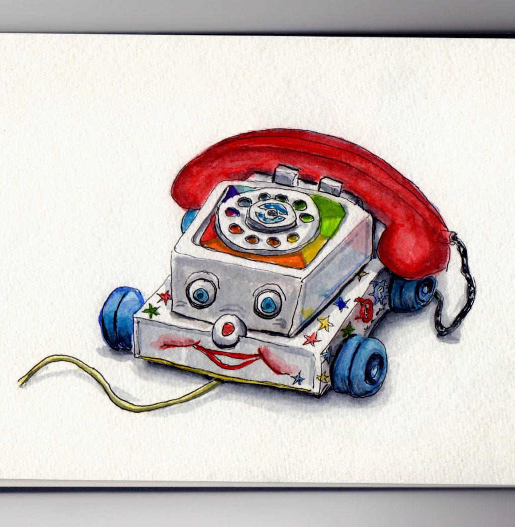 Chatter Telephone Doodlewash