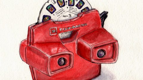 View-Master Doodlewash