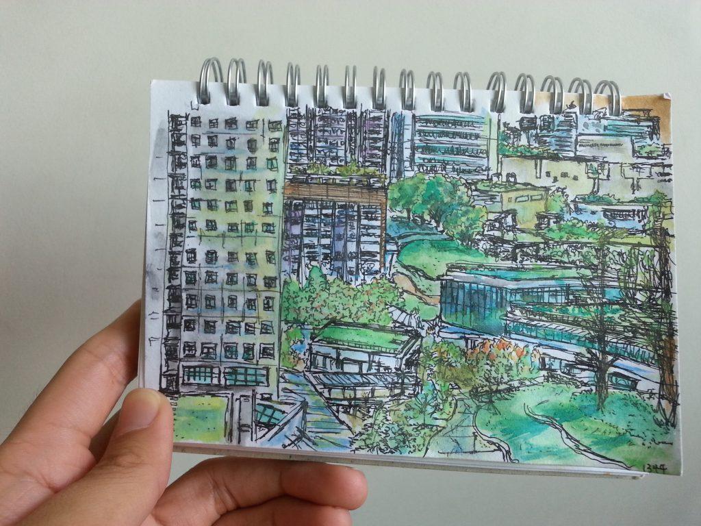 Doodlewash by Choo Ruizhi