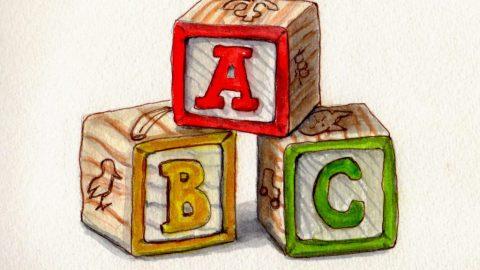 Doodlewash ABC's