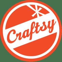 Doodlewash - Craftsy Standard Logo - proud Craftsy affiliate!