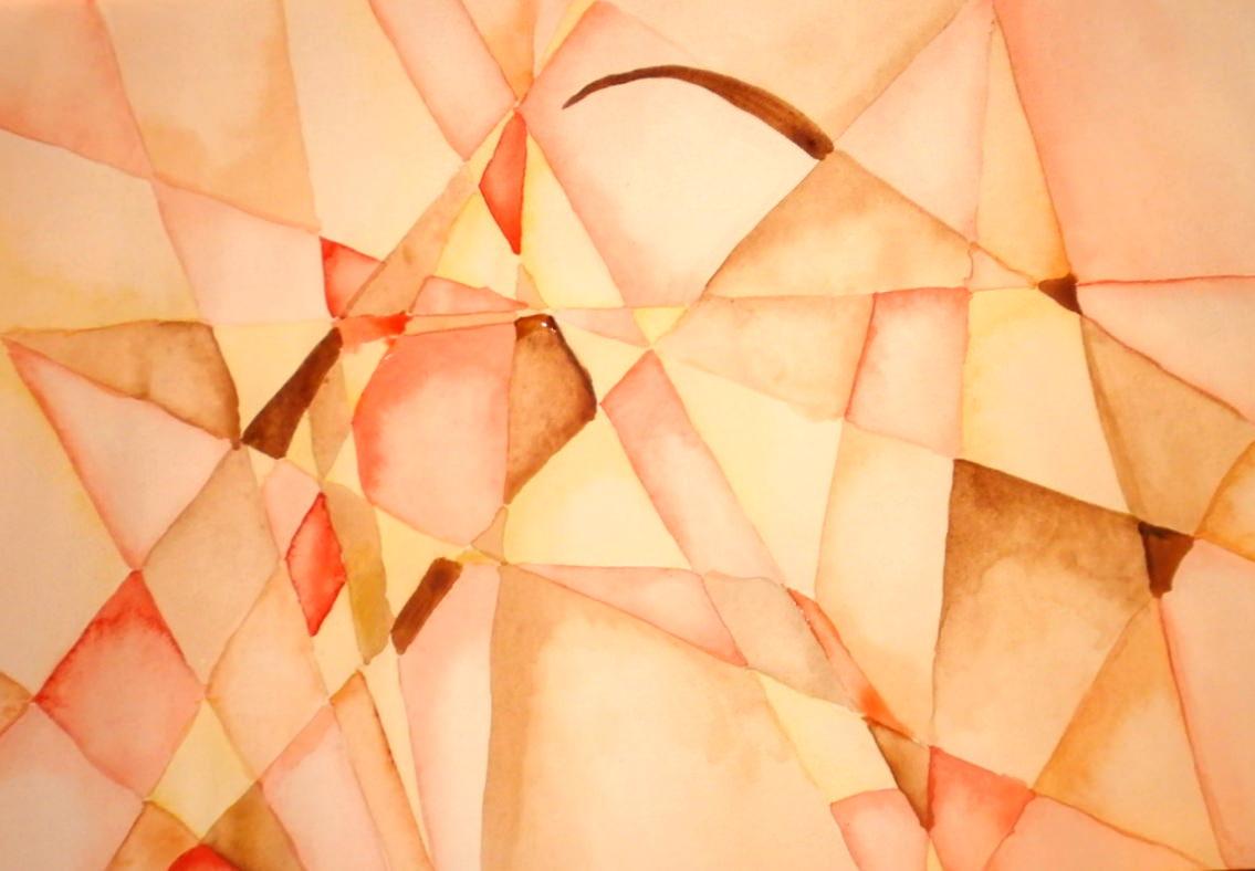 #WorldWatercolorGroup - Watercolor by Chloe Jayne Waterfield - abstract- #doodlewash