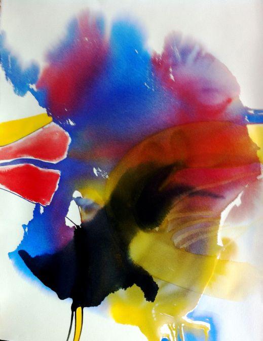 #WorldWatercolorGroup - watercolor painting by Bianka Guna - #doodlewash