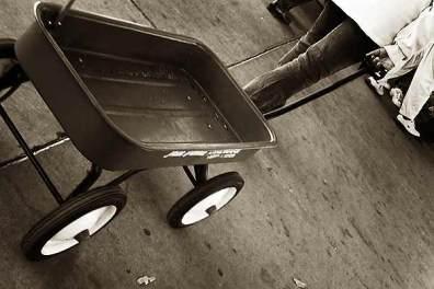 Wagon Pull