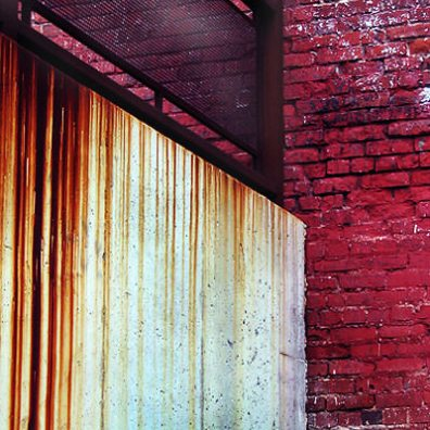 Rusted Alley