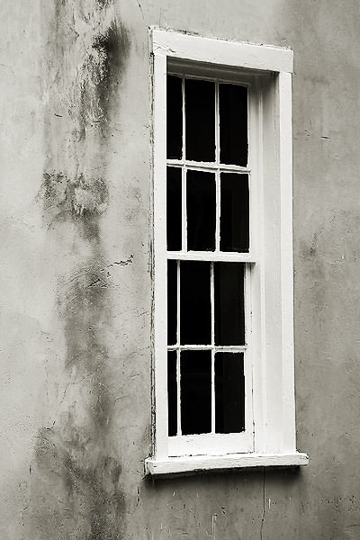 Deserted Window