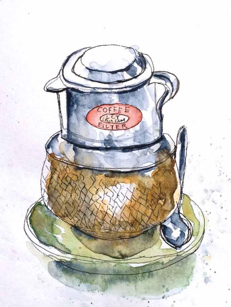 Vietnamese coffee 33