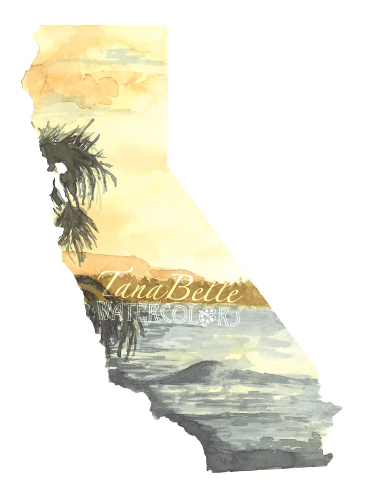 #California #TanaBelleStateSeries Screen Shot 2017-06-20 at 2.58.37 PM