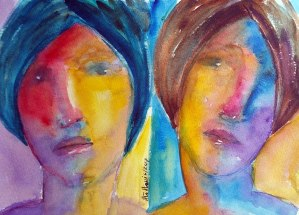 mirroring! watercolors on paper 30 x 21 cm 20170707_111813 (Large)