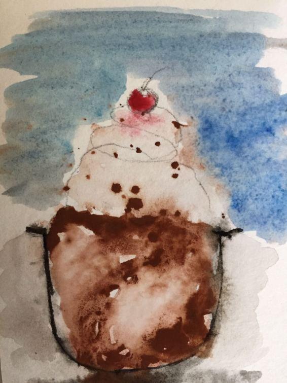 Oooey gooey ice cream ice creamIMG_0594