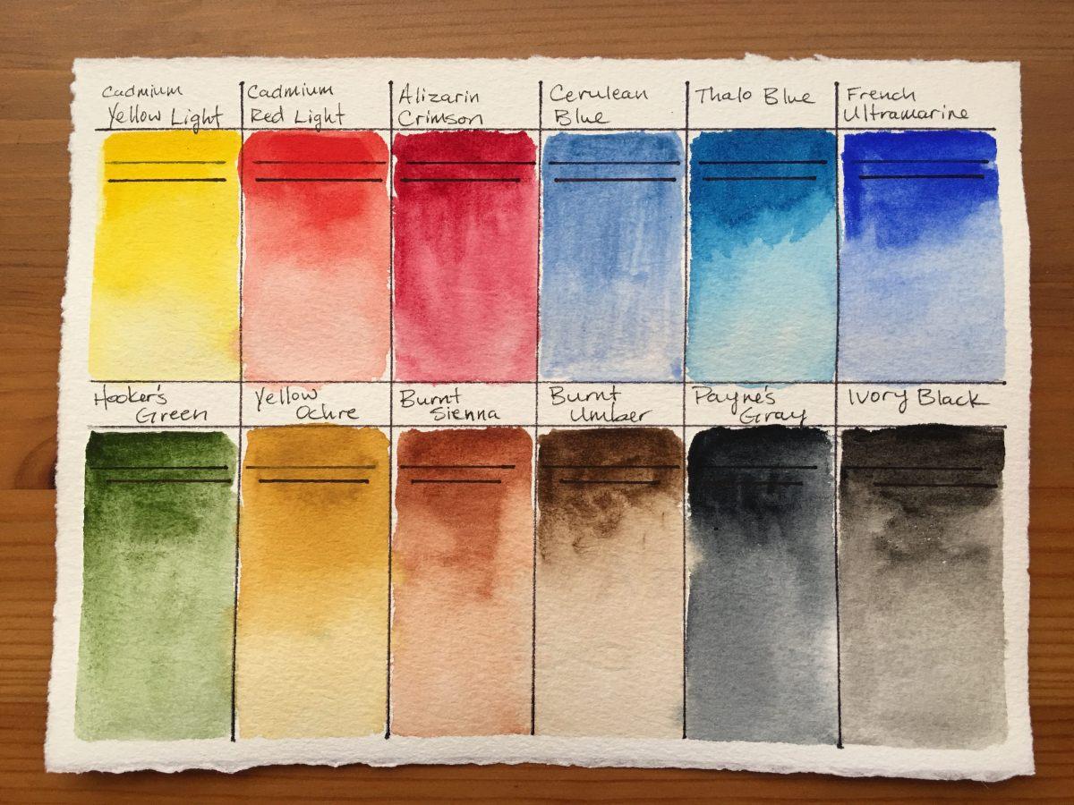 Grumbacher Finest Artists' Watercolor
