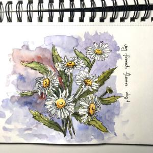 Day 4. My favorite flower. DAY 4