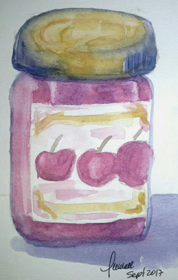 11. Opening a new jar of jam 11