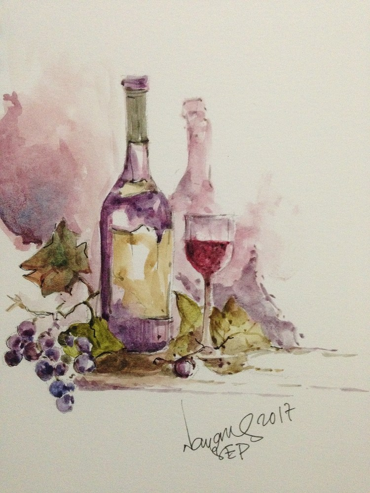 Day 18 September 2017 A Great Bottle Of Wine Sept18