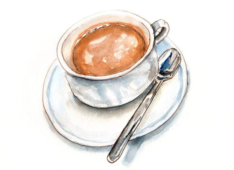 Day 14 - A Cup Of Hot Cocoa
