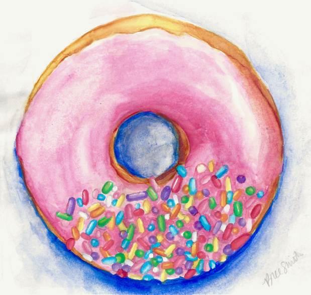 Pink Donut_BreeSmith
