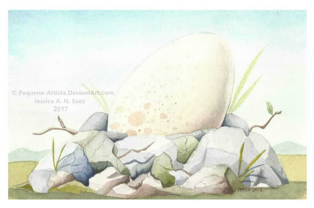 Dinosaur Egg Venandi Egg