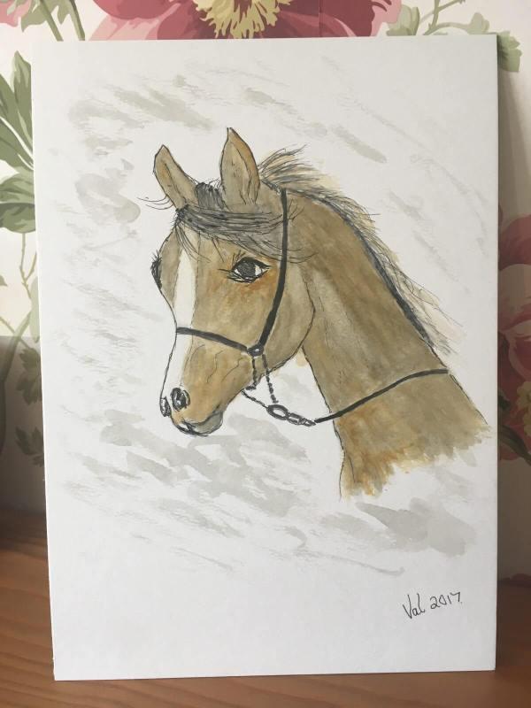 AAlso added to my horse portfolio… 731DF019-92EB-4C8B-BFCB-213FBBC033A9266B2418-7A31-47AF-8546